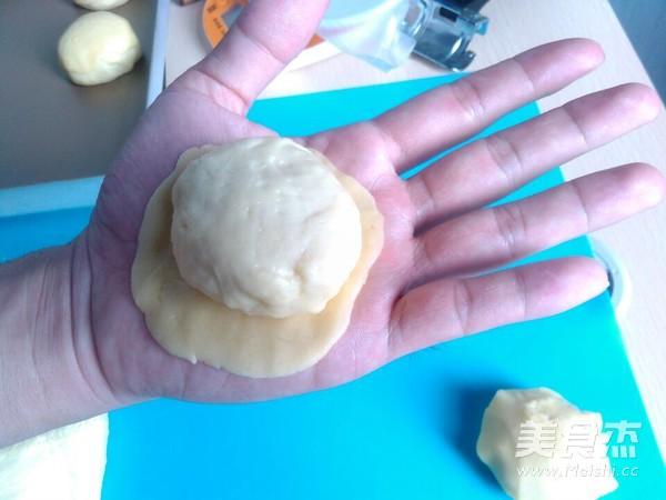 酥皮菠萝包怎样做