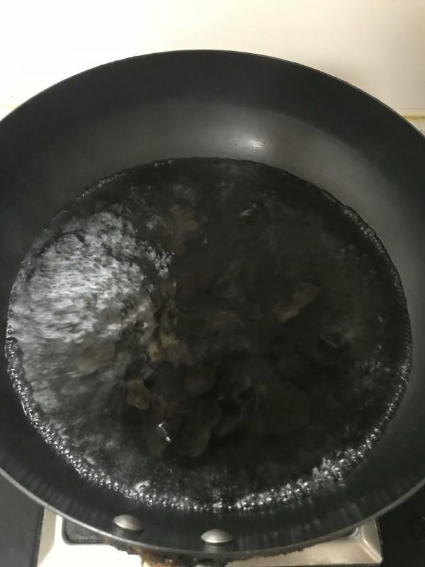 花生凉拌黑木耳怎么吃