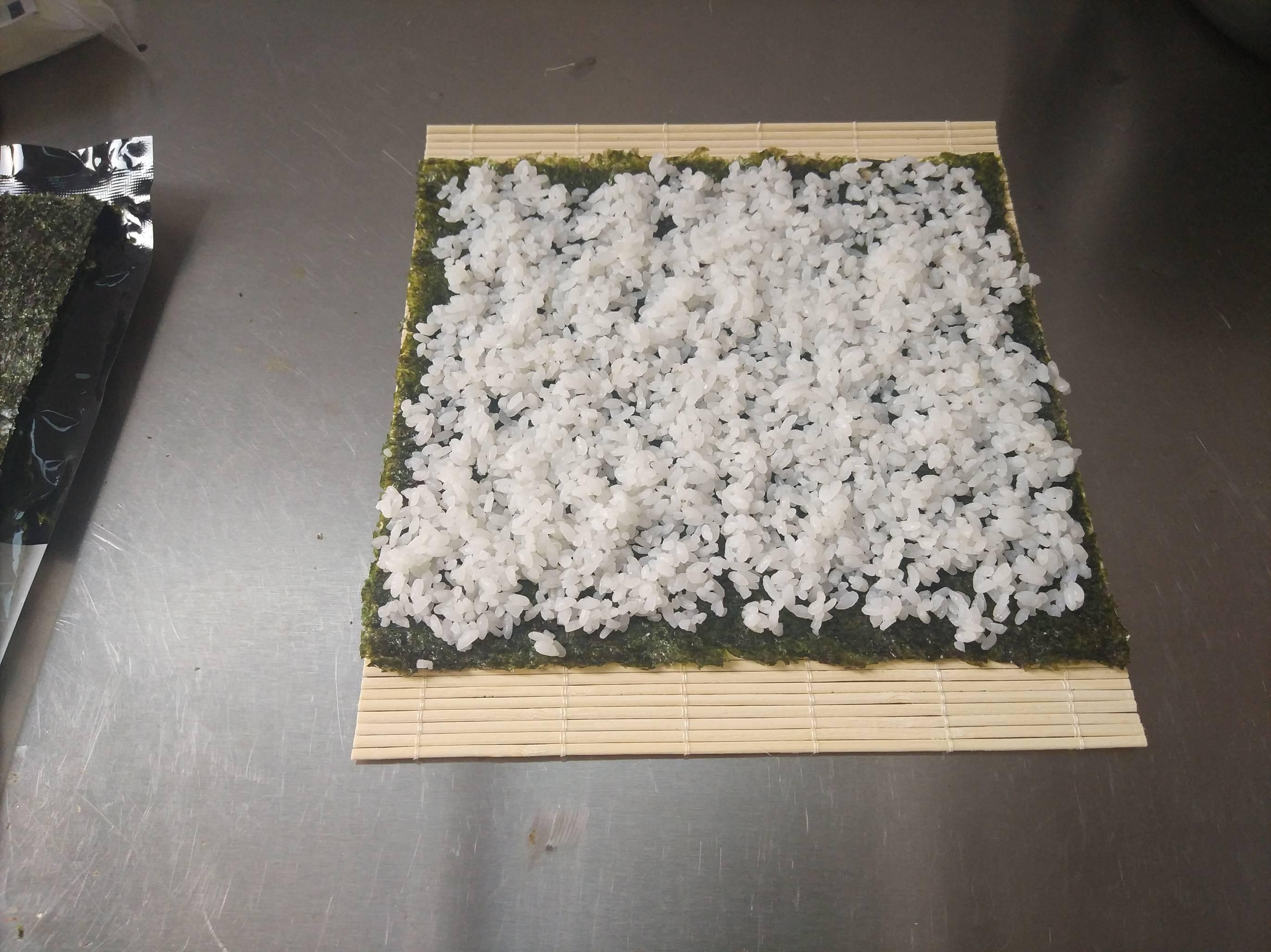 紫菜寿司卷的家常做法