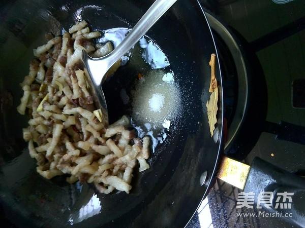 卤肉饭的简单做法