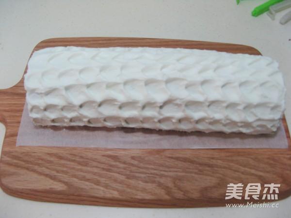 抹茶奶油戚风蛋糕卷的做法大全