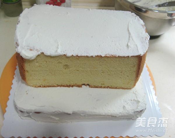 小汽车生日蛋糕的做法大全