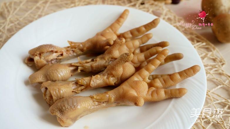 卤鸡爪怎么吃