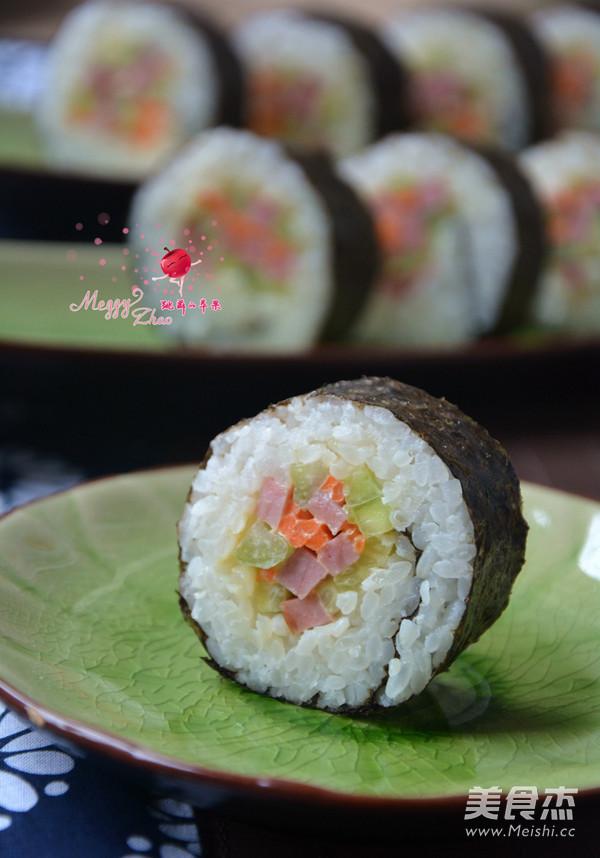 寿司怎么煮