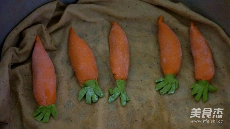 胡萝卜饺的做法大全