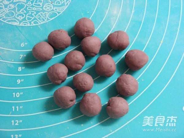 花式蒸饺之紫葡萄蒸饺怎么煸