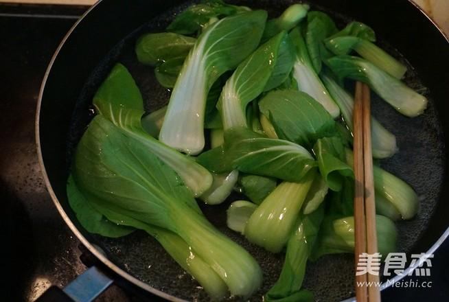 熘豆腐丸子的做法图解
