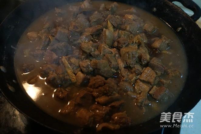 炖牛肉怎么煮