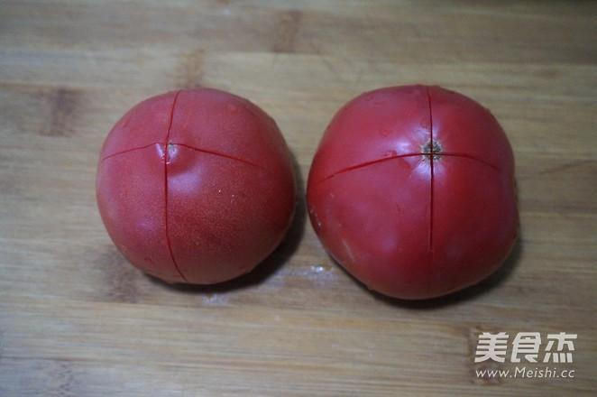西红柿鸡蛋疙瘩汤的家常做法