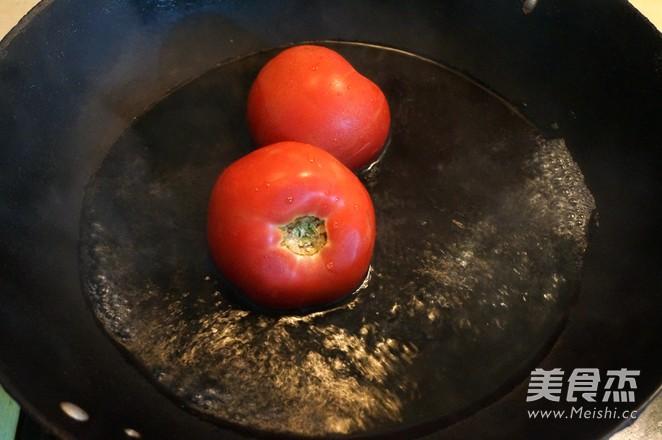 西红柿鸡蛋疙瘩汤的简单做法
