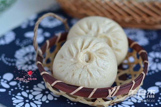 梅干菜包子的制作方法