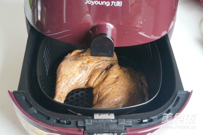 香烤鸭腿怎么炒