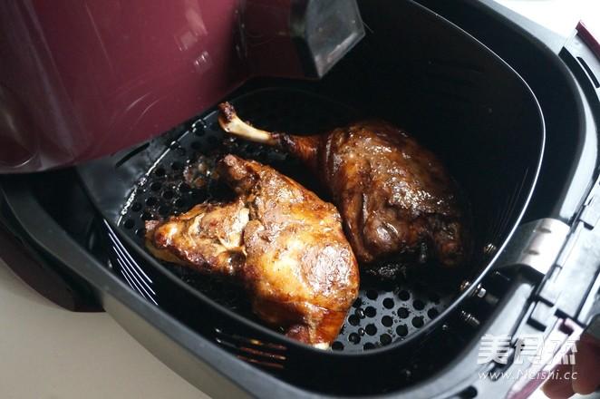 香烤鸭腿怎么煮
