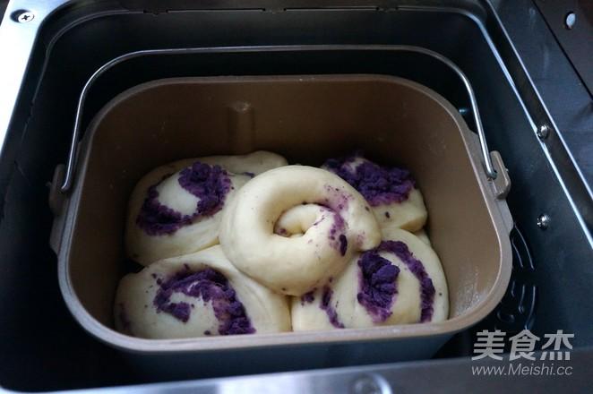 紫薯面包怎样炒
