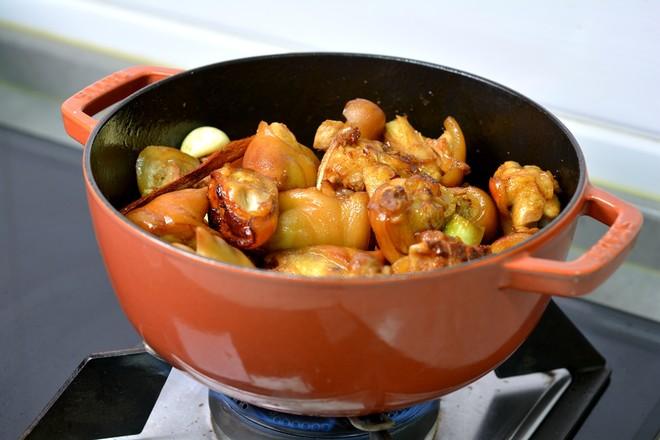 红烧猪蹄和香辣猪蹄怎么煮