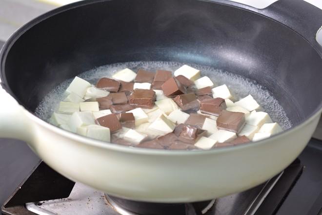 双色豆腐怎么做