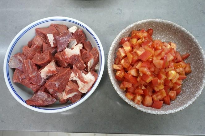 西红柿炖牛肉的做法图解