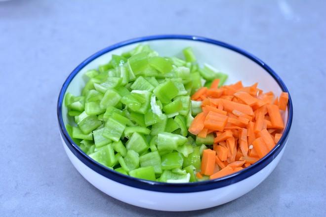 肉末豆豉炒辣椒的家常做法