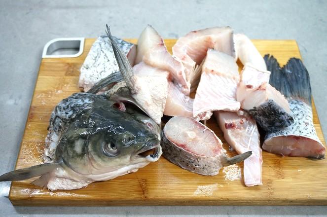 红烧草鱼的做法图解