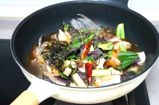 红烧草鱼的简单做法