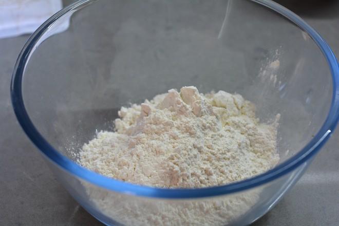 白菜香菇鸡蛋饺的做法图解