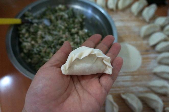 猪肉豇豆白玉菇饺子怎么煮