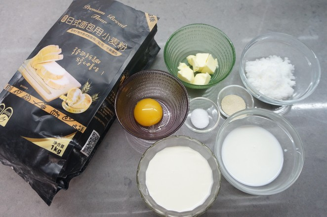 奶香小面包的做法大全