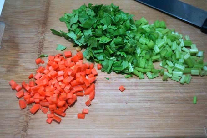 菠菜汁猫耳朵怎样煸