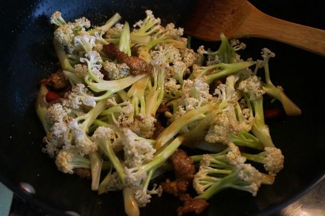 菜花粉条砂锅煲怎么做