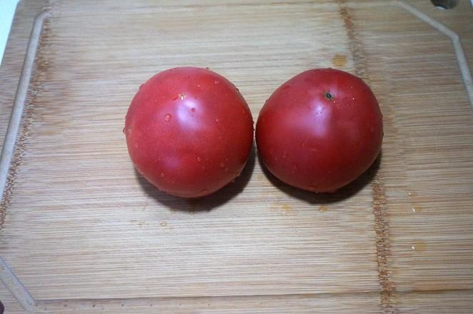 西红柿牛肉粉丝煲的家常做法