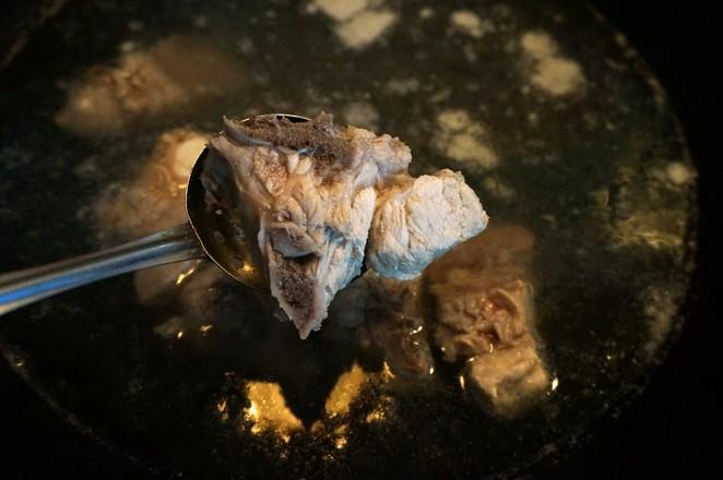 猪骨清补汤的做法图解