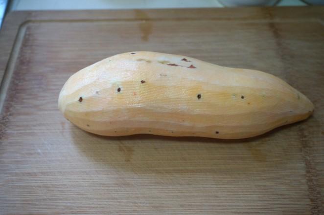 红薯糯米豆沙饼的做法大全