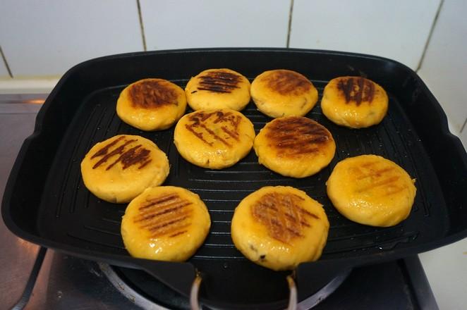 红薯糯米豆沙饼怎样煮