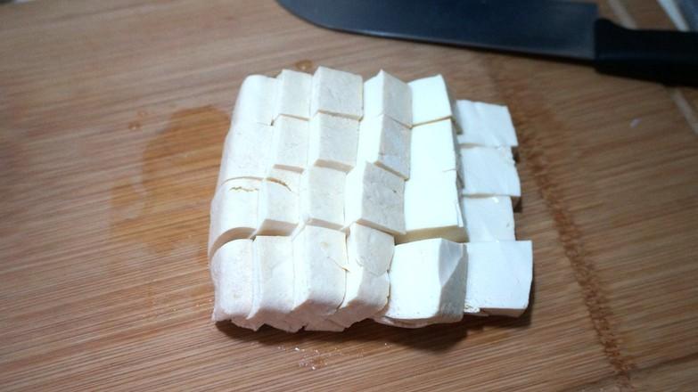 肉末蒸豆腐的做法图解