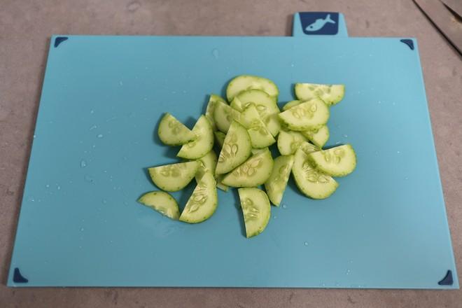 碧根果蔬菜沙拉的家常做法