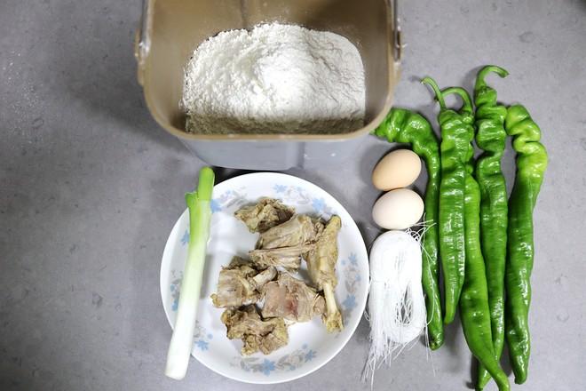老鸭肉辣椒粉丝饺子的做法大全