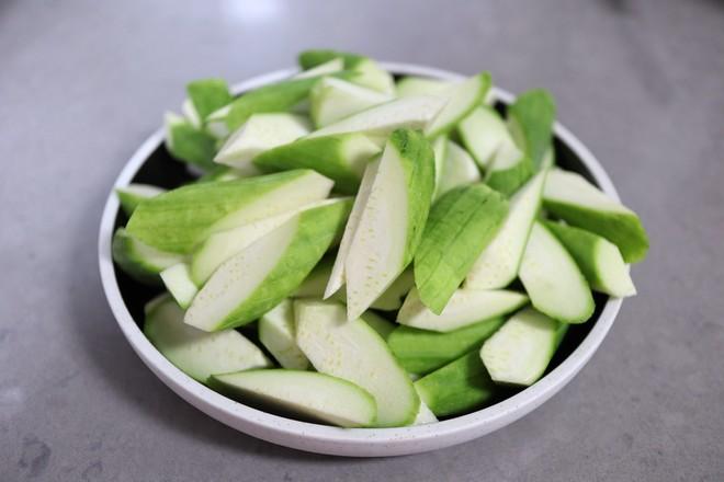 丝瓜虾仁汤的简单做法