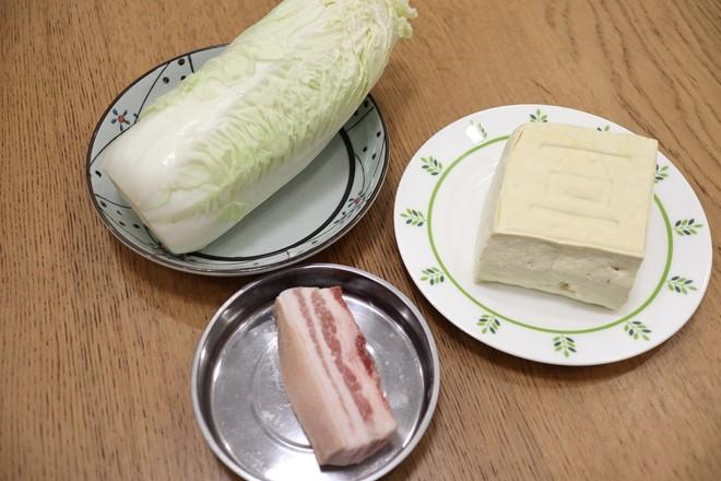 砂锅白菜豆腐的做法大全