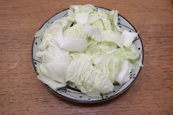 砂锅白菜豆腐的做法图解