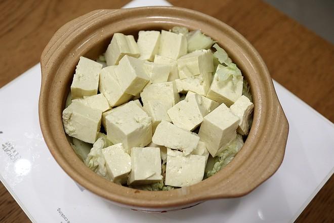 砂锅白菜豆腐怎么炒