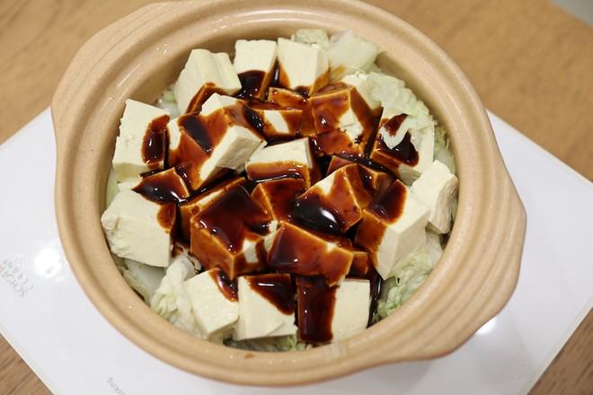 砂锅白菜豆腐怎么煮