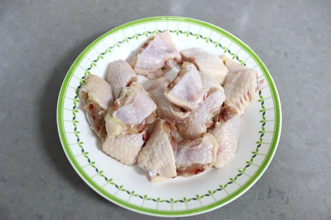 鲜姜炒鸡翅的做法图解