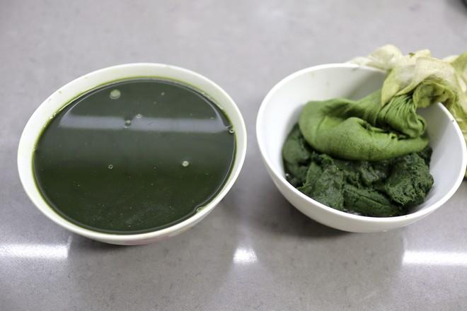 春笋豆干猪肉青团的简单做法