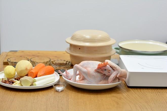 小鸡炖土豆胡萝卜的做法大全