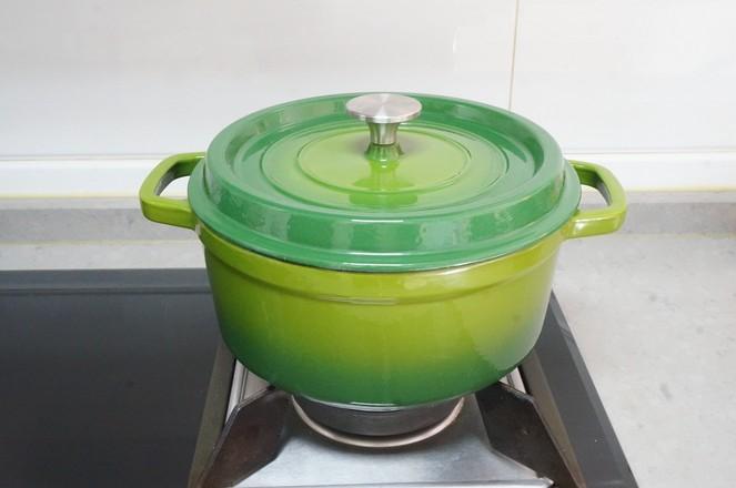 牛脊骨芋头汤的简单做法