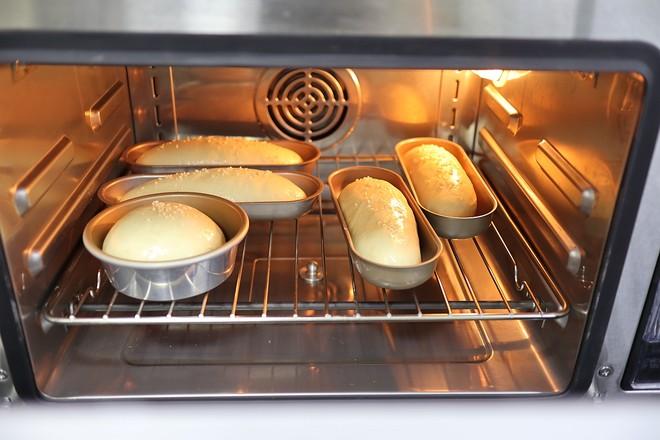 热狗面包怎么煸