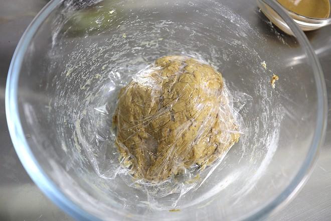 麻酱红糖酥饼的简单做法