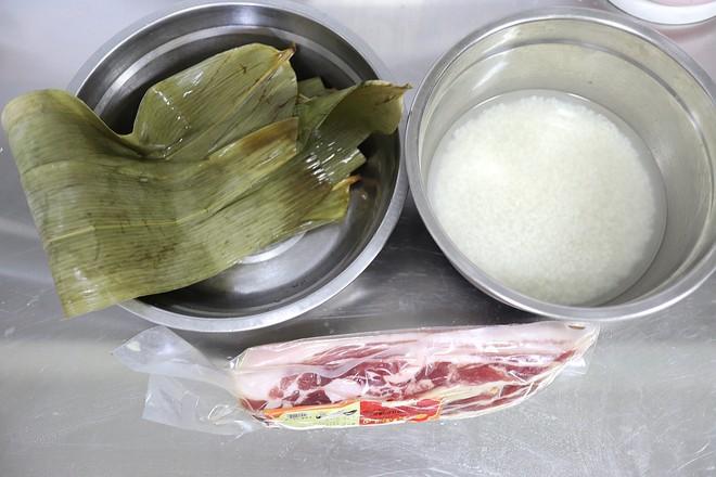 咸肉香粽的做法大全