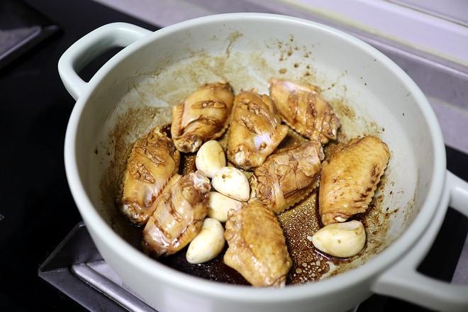 红烧鸡翅土豆怎么吃