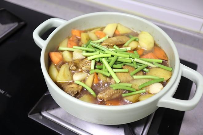 红烧鸡翅土豆怎么煮